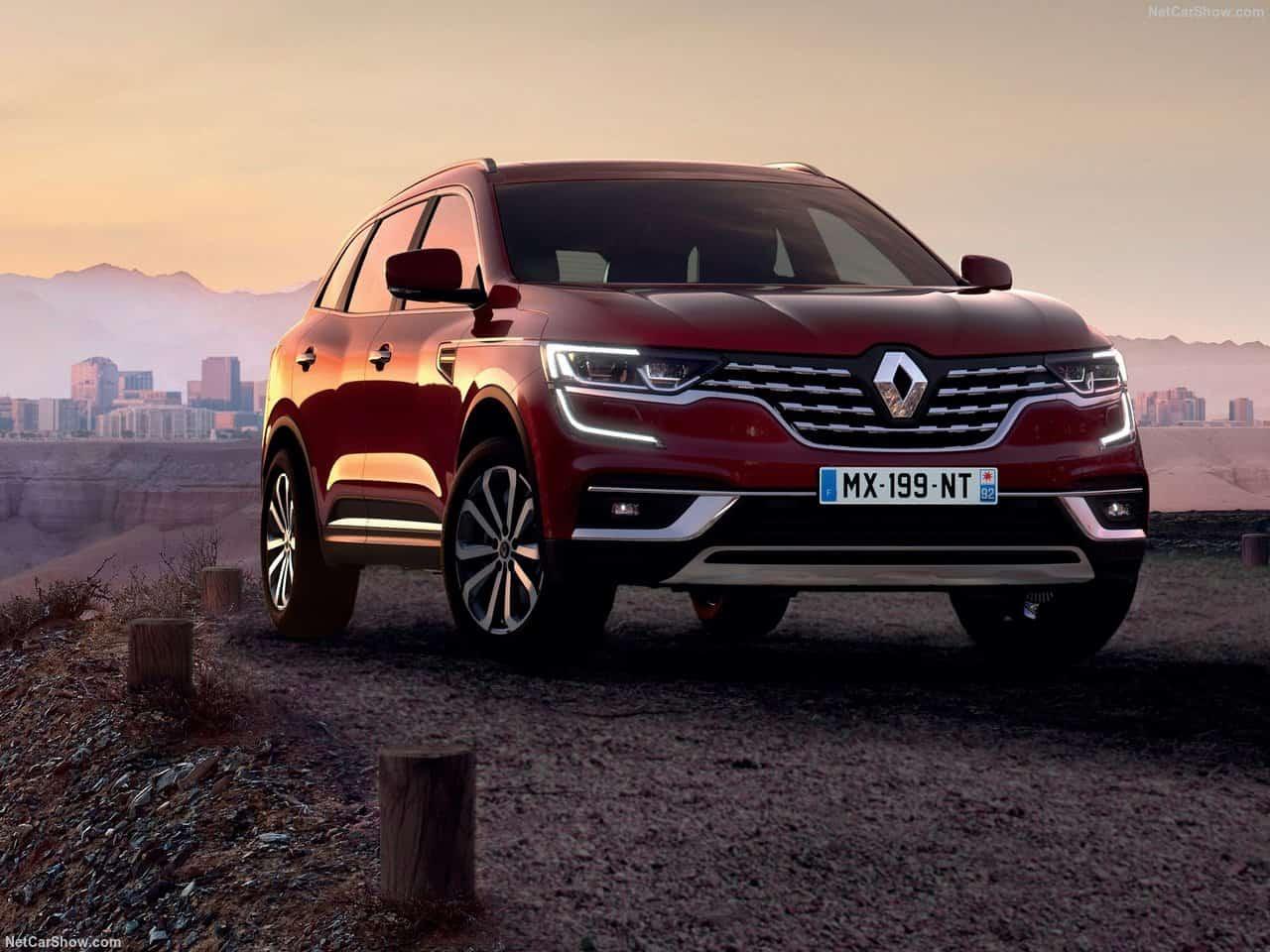 Read more about the article Der neue Koleos  ist da  !Der SUV mit muskulösem Design und exklusivem Interieur