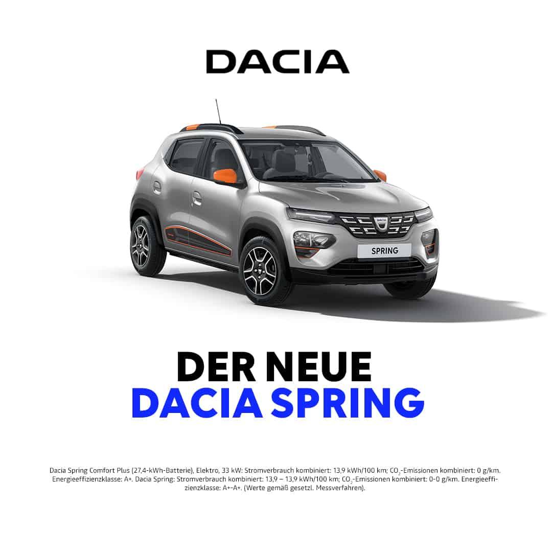 Read more about the article Das erste Elektroauto von Dacia ist da!